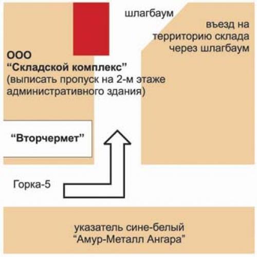 ЦЕНТР КИРПИЧА, ООО - схема проезда.