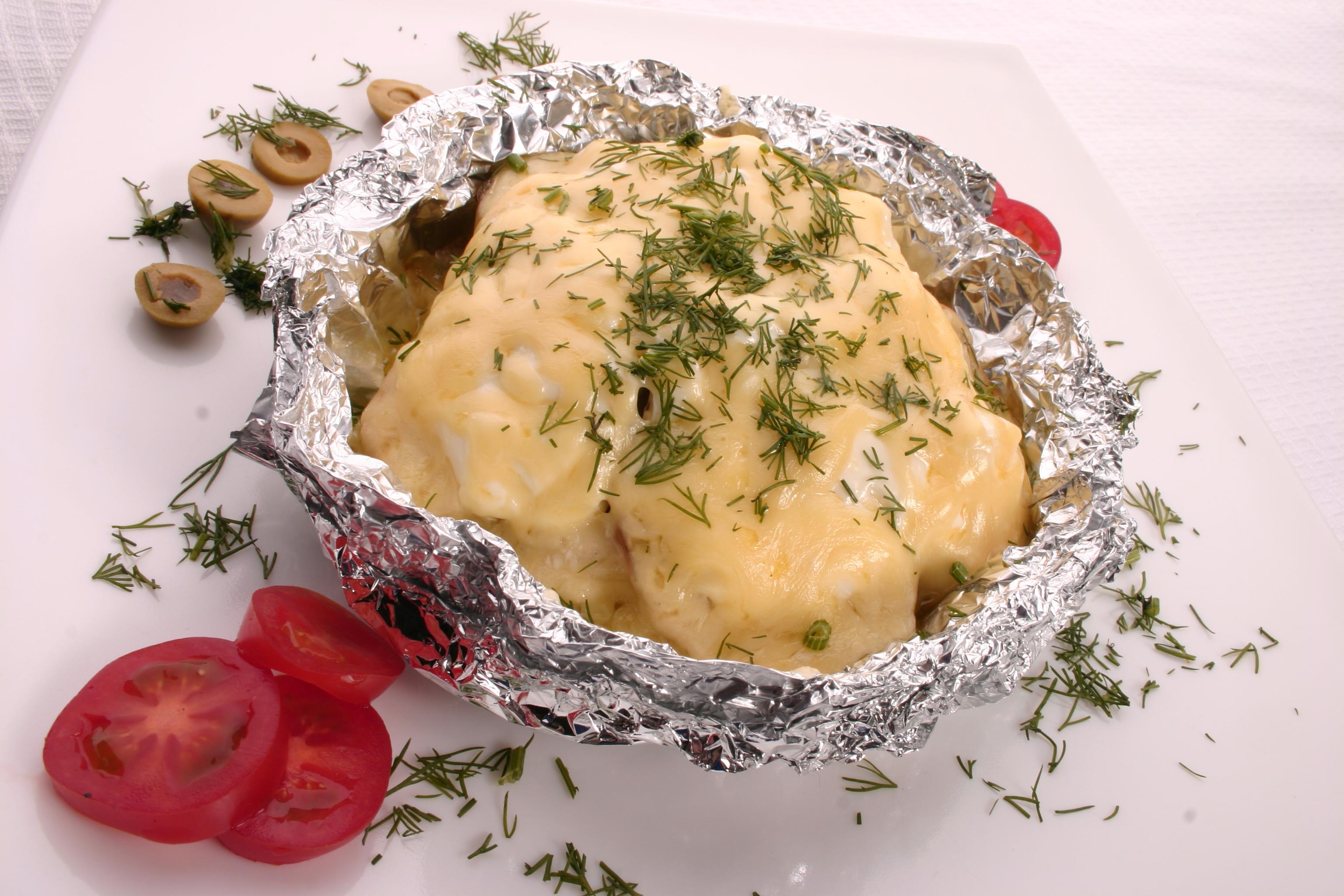 рецепты из рыбы судак в духовке с картошкой