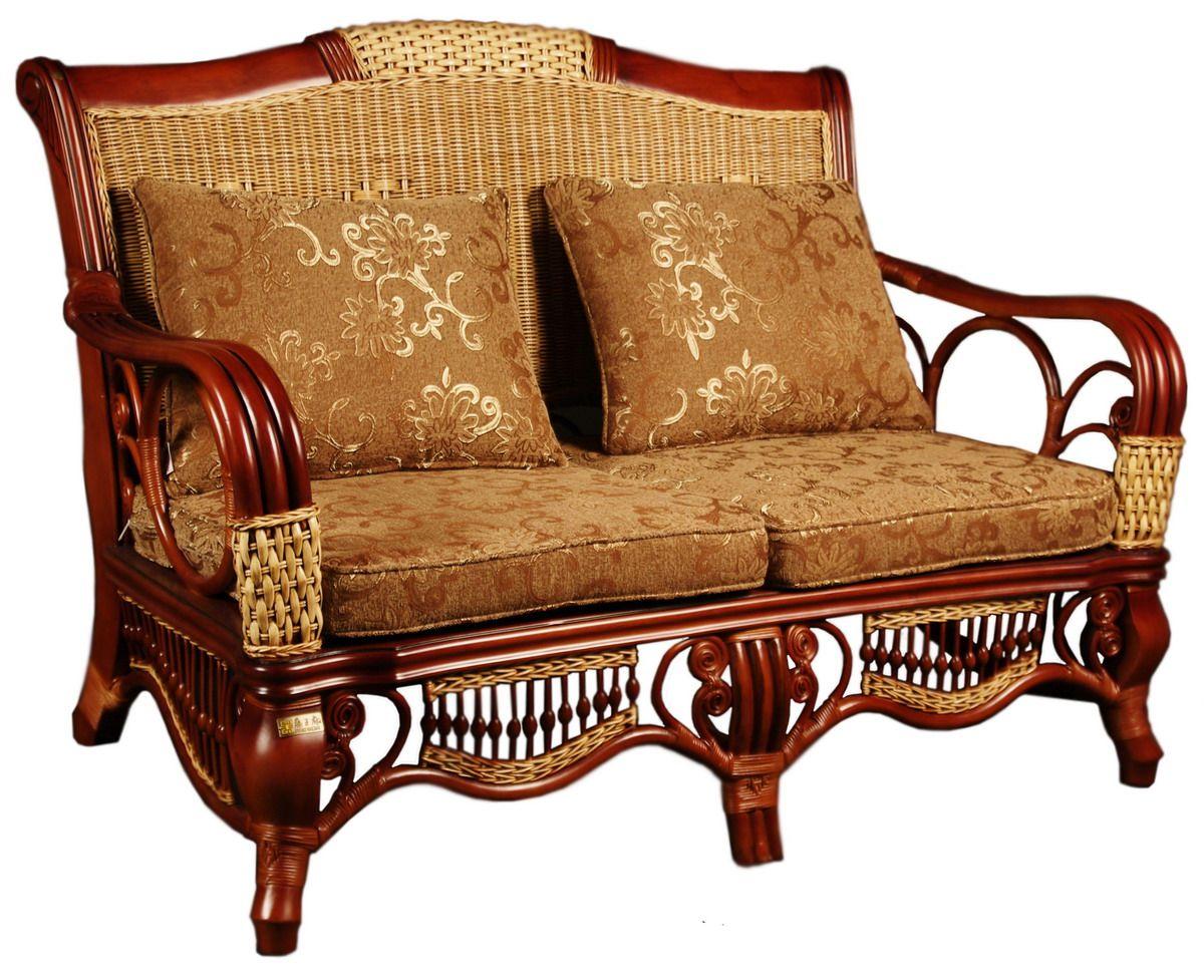 Реставрация ротанговой мебели