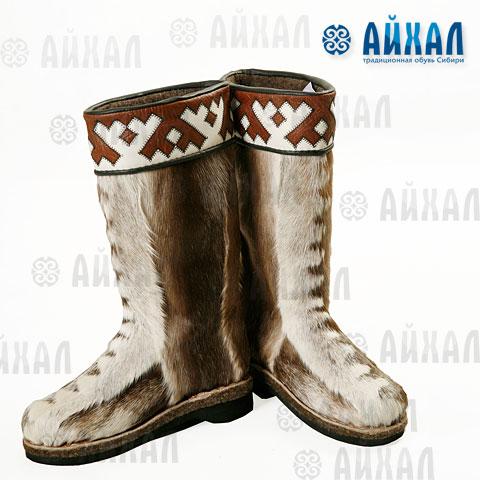 Унты Женские Оленьи