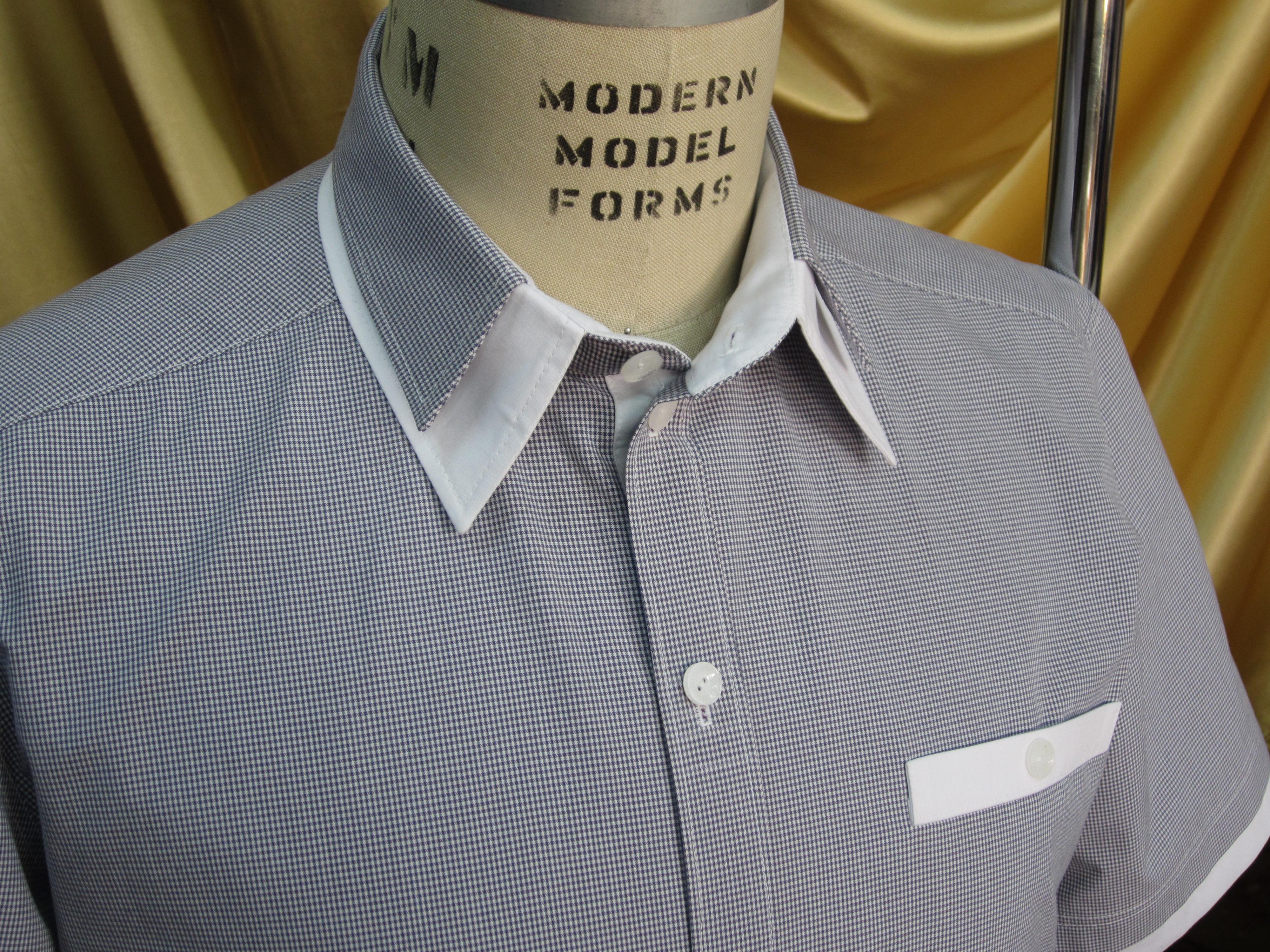 Neonpinkgeptom Урок пошив мужской сорочки
