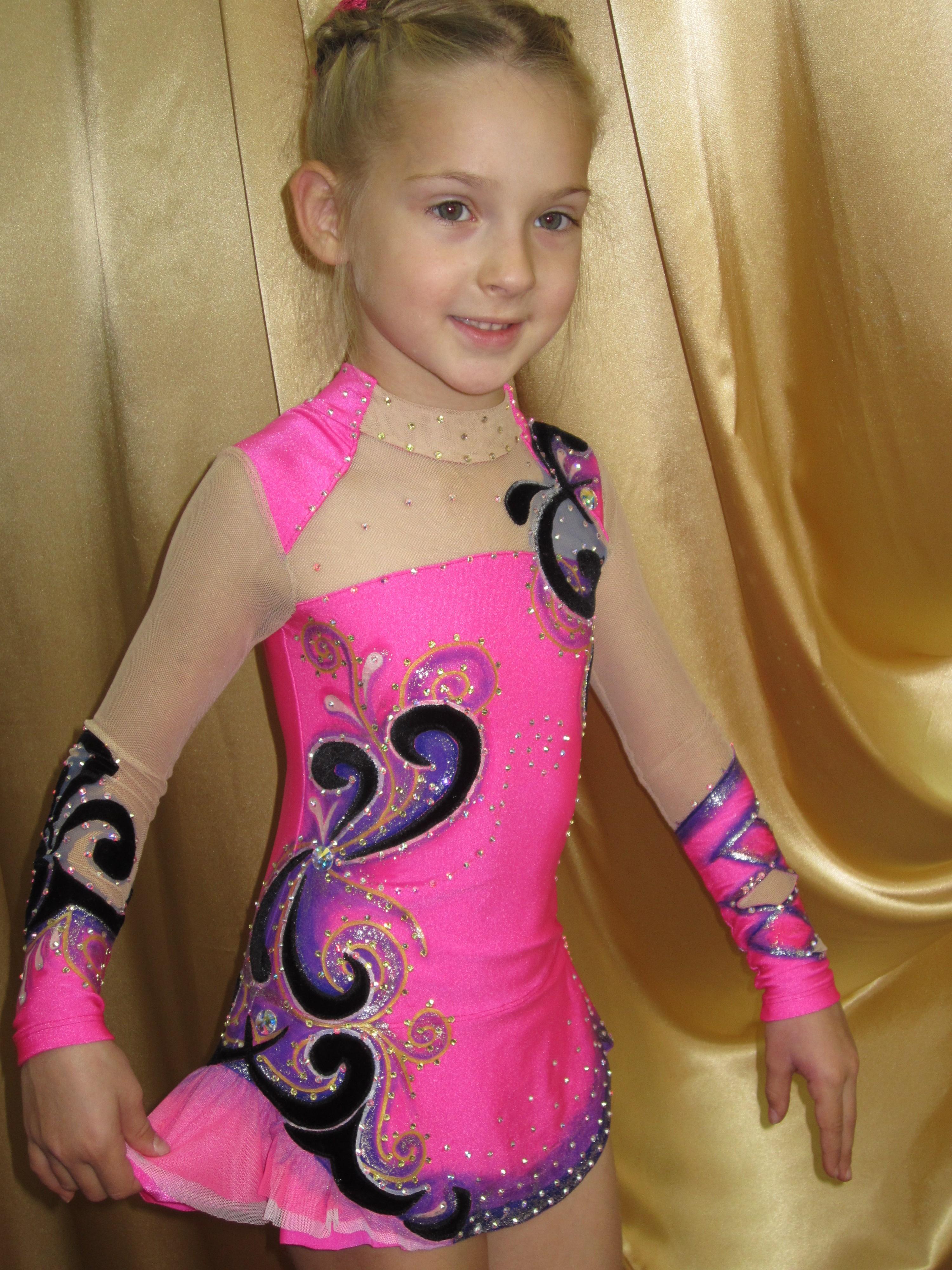 Купить Купальники Для Художественной Гимнастики Детские