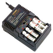 Зарядное устройство VANSON V-198 (Ni-Cd,4*AA/AAA,ускор.,разряд) .